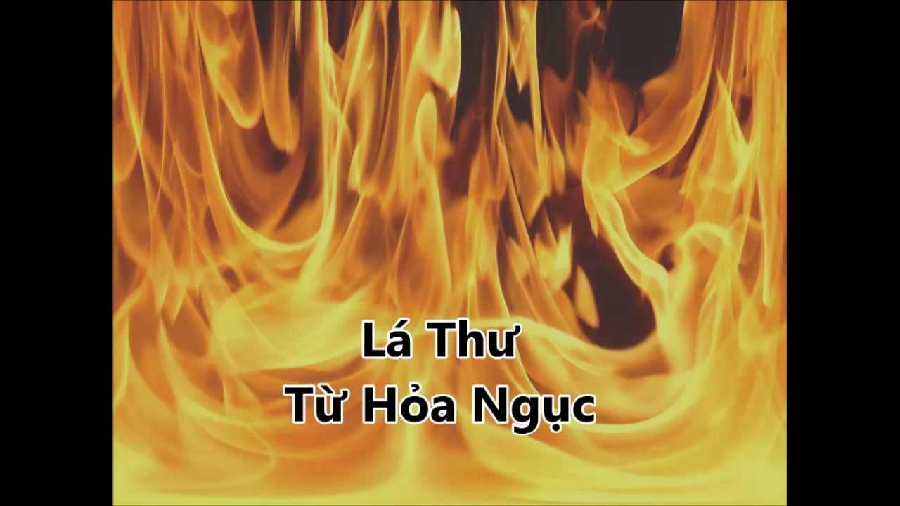 Lá Thư Từ Hỏa Ngục