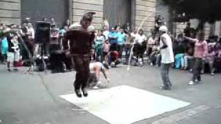 Impacto Crew - Saltando La Cuerda