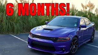 6 Months Of Ownership - 2016 Dodge Charger Scat Pack