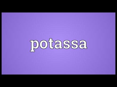 Header of potassa