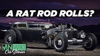 Can you turn a Rolls Royce into a Rat Rod?