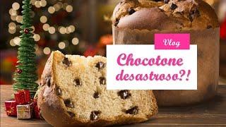 VLOG: Dia especial + Chocotone desastroso + Sumiço do canal