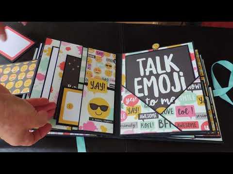 A Book for K ~ BFF ~ Emoji Love