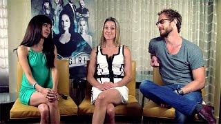 Lost Girl Season 4 DVD ✪ Cast Roundtable: Sneak Peek Behind The Scenes