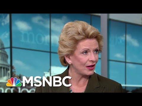 Senator Debbie Stabenow: