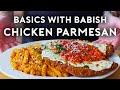 Chicken Parmesan   Basics with Babish
