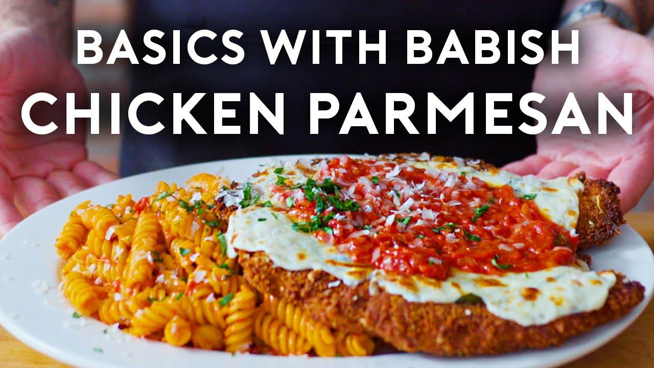 Download Chicken Parmesan   Basics with Babish