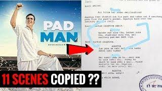 PadMan Copied? Plagiarism Case Filed against Akshay Kumar & Producers || EP 63