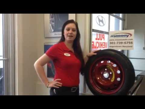 Mey Hyundai Spare Tire Kit Special Dealer Serving Hagerstown Md