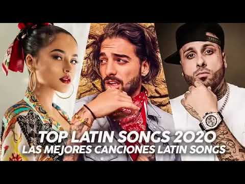 Latino Songs Music 2020 - Nicky Jam, Luis Fonsi, Ozuna, Beck