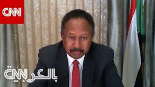رئيس وزراء السودان يعقّب على تهديد السيسي بدخول حرب حول سد النهضة