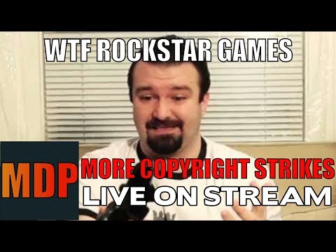 PHIL COMPLAINING ABOUT 2 COPYRIGHT STRIKES (FULL LIVE STREAM TWITCH)