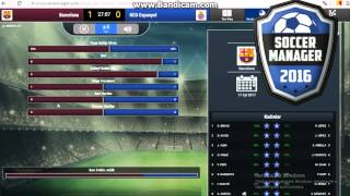 Barcelona-Espanyol Soccer Maneger/2016 (barsa kadrosu)