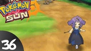 Pokemon Sun Ghost Monotype pt 36 - Eerie Warnings