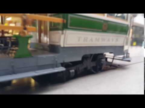 Tramway in Christchurch