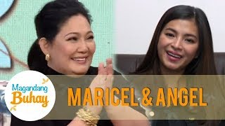 Magandang Buhay: Angel Locsin's sweet birthday message for M…