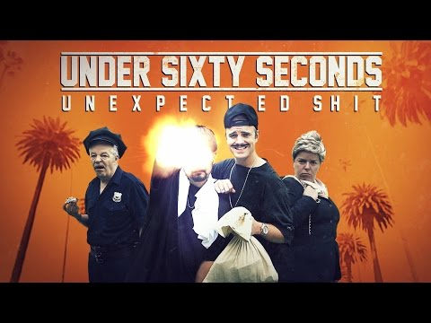 The People's Film: «Under Sixty Seconds - Unexpected Sh!t»