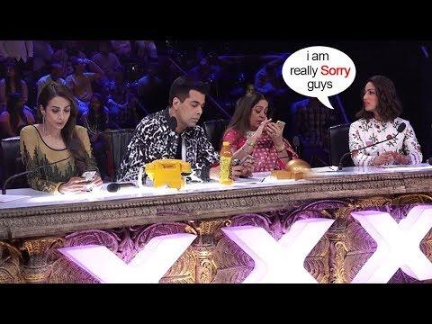 Yami Gautam Gets IGNORED By Malaika Arora,Karan Johar,Kiron Kher 4 Arriving Late On India'sGotTalent