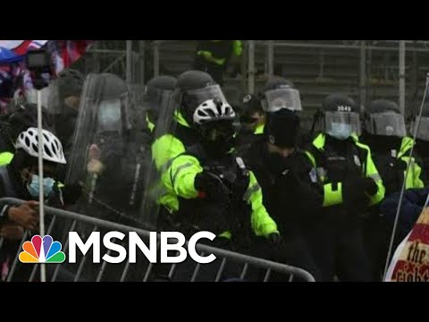Pelosi Commits To Continuing Electoral Count After 'Shameful Assault' | MSNBC