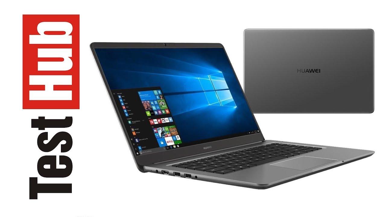 Huawei MateBook D - Test - Review - Recenzja - Prezentacja PL