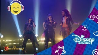 Pepper3 : Videoclip 'Mil formas de ser un villano' ( Los Descendientes 2) | Disney Channel Oficial