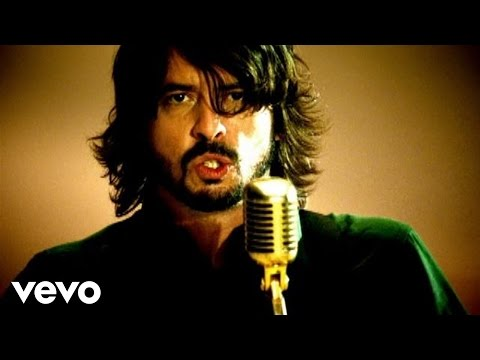 Foo Fighters - Resolve (VIDEO- Non Glow Version)