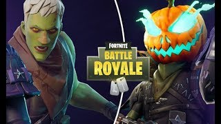 (Fortnite Battle Royale) New Item Shop Livestream OCT (Zombie skin) (25-26)