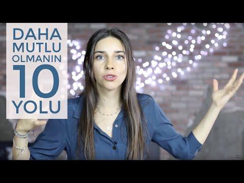 Kendini Geliştirmenin 10 YOLU | Mutlu Olmak Senin Elinde!!