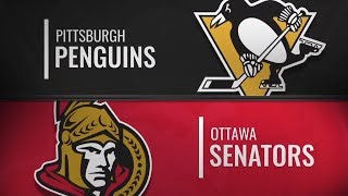 Pittsburgh Penguins vs Ottawa Senators | Dec.08, 2018 NHL | Game Highlights | Обзор матча