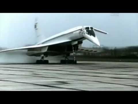 Tu-144 The Russian Supersonic Jetliner