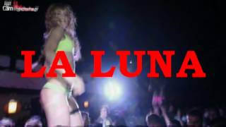 LA LUNA CLUB  MANTOUDI EVIA SUMMER OPENING 2013