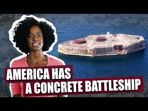 Fort Drum - America's concrete battleship