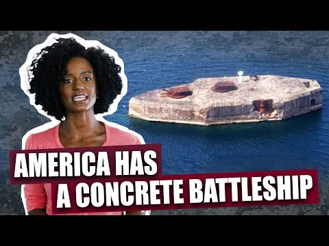 Fort Drum - America's concrete battleship