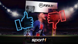 FIFA 21: Pflichtkauf oder Geldverschwendung? | SPORT1