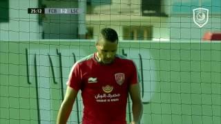 الهدف الثاني  يوسف العربي | الدحيل 2 - 3  بولونيا الإيطالي | مباراة ودية