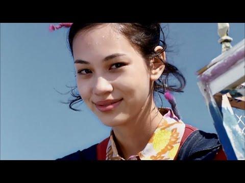 水原希子 インテル CM スチル画像。CM動画を再生できます。