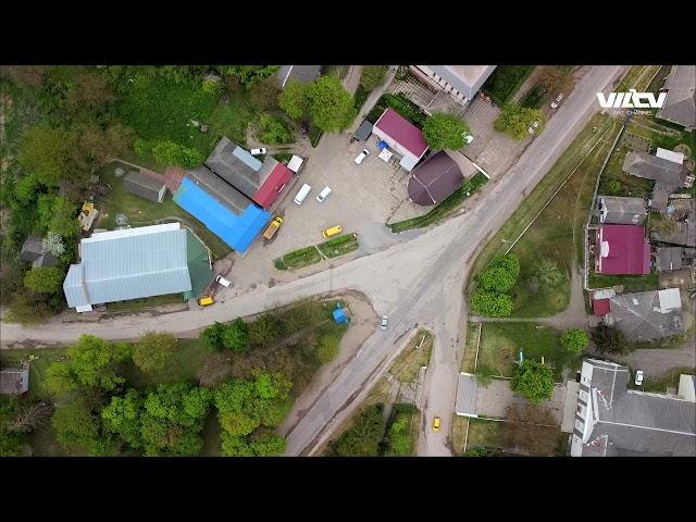Іванівці, Кельменецький р-н, 05/2021з повiтря | DJI MAVIC MINI FOOTAGES