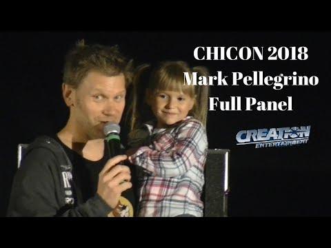 CHICON 2018  Mark Pellegrino FULL Panel HD