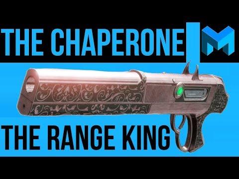 The Chaperone is Extremely Strong: Max Range Shotgun 30 Kill Streak