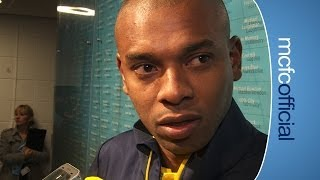 FERNANDINHO REACTION City 2-2 Sunderland