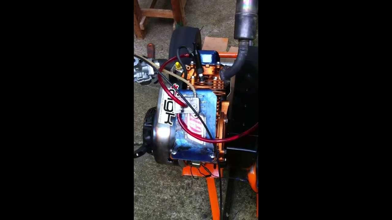 Highly Modified Honda GX200 YouTube – Honda Gx200 Wiring
