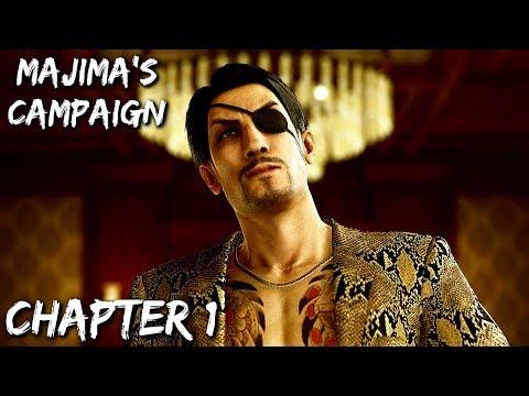 Ryu Ga Gotoku Kiwami 2 - Majima's Campaign: Chapter 1 (HARD)