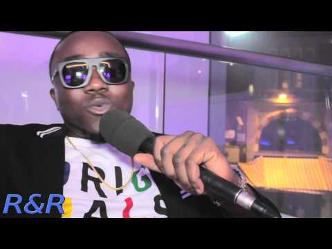 Ice Prince x R&R  The Interview [London, Choice FM ]