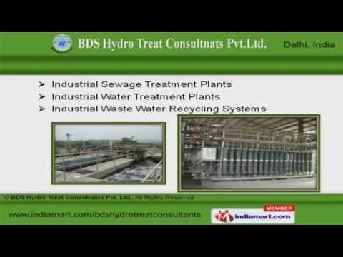 Water Treatment Systems & Chemicals by BDS Hydro Treat Consultants Private Limited, Delhi
