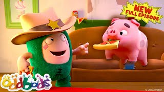 Oddbods   Zee's Little Piggy   NEW Full Episode   Funny Cartoon For Kids