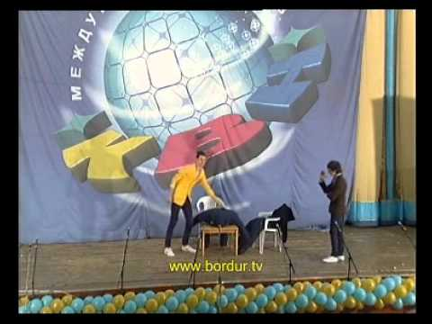 КиВиН-2013 второй тур. 17 Белгород Детективное агентство Лунный свет youtube.comuserbordurtv