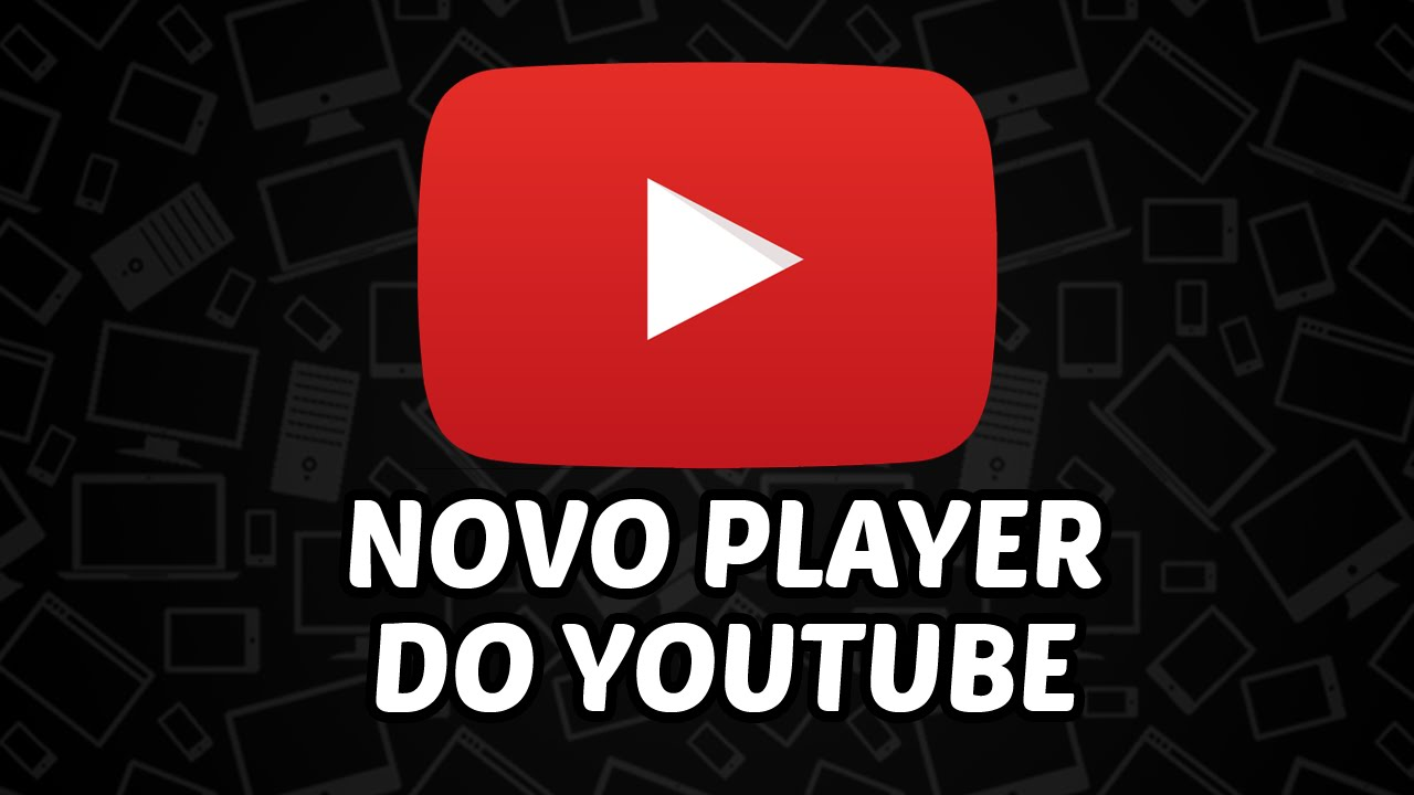 Como ativar o novo player do Youtube (2015) | Welington