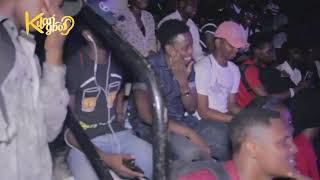 Multi -Talented Kenny Blaq Scarttered  UNILAG Students At CLOSE UP COOL BREEZE PARTY
