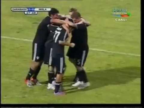 Карабах - Висла (3-2)