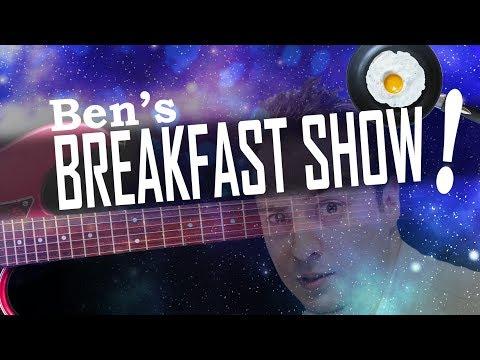 Ben's Breakfast Show: With Amanda Holden, Nadia & Kaye, Prof Sir John Burn and RADA's Edward Hicks